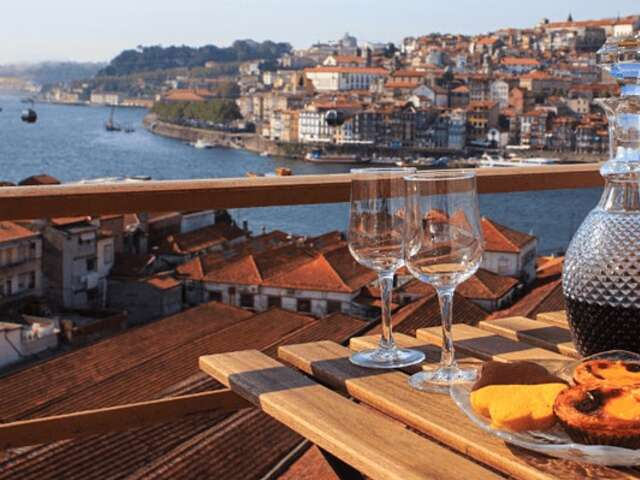 Join Square 1 Travel & Exodus Travels VIRTUAL Presentation small group Private Guided WALKING & WINE in Portugal June 2022