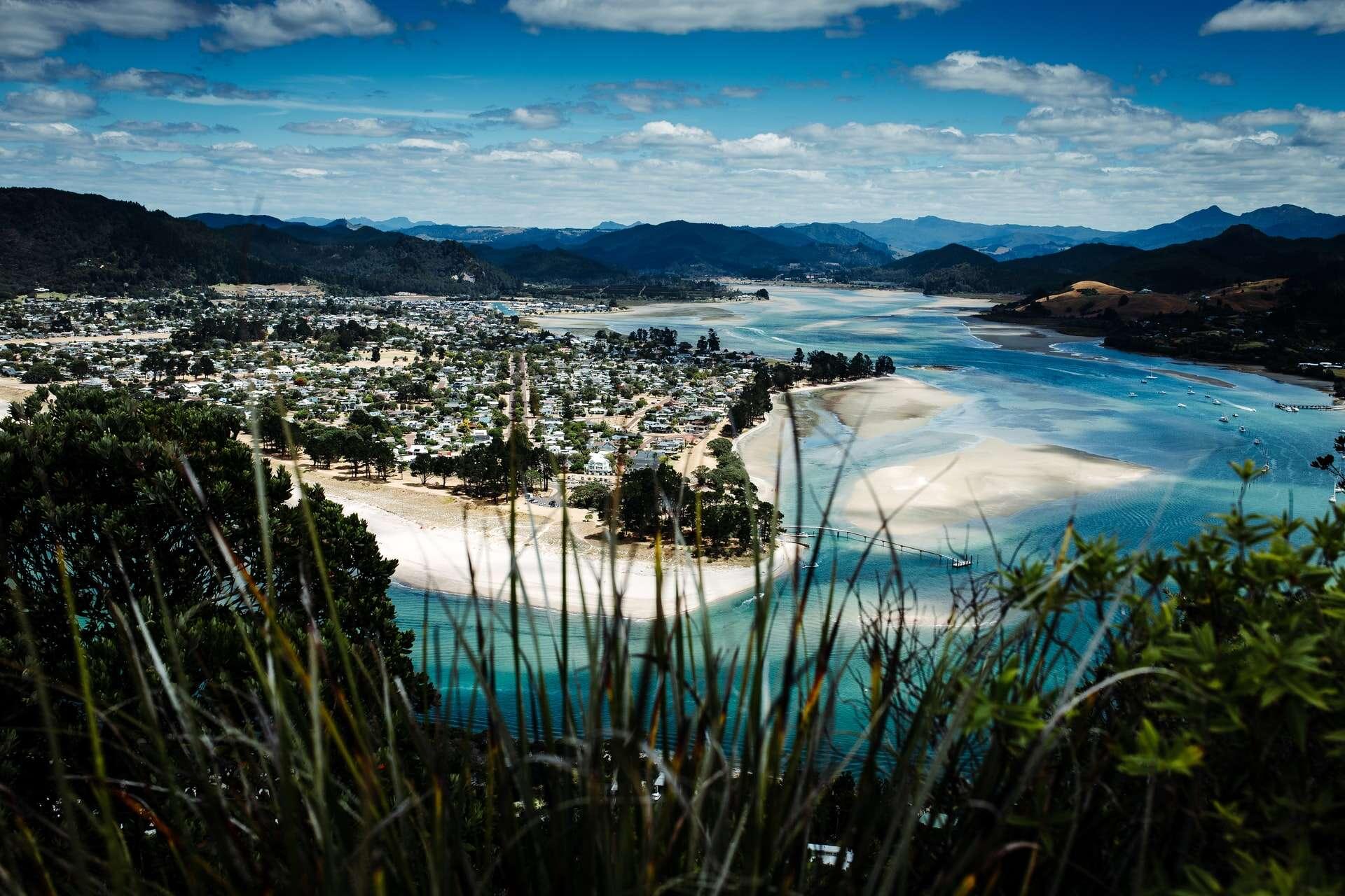 February 27th — Coromandel – Pacific Harbour Tairua – 1 night