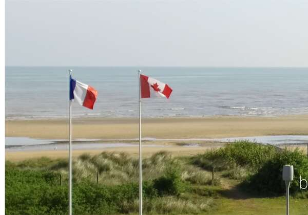 Experience Canada's Juno Beach on a Luxury Uniworld River Cruise During the  75th Anniversary of DDay Year