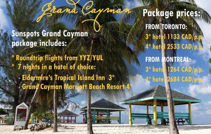 cayman vacations