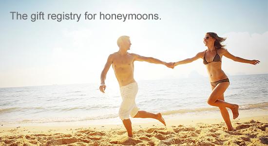 Honeymoon Gift Registry