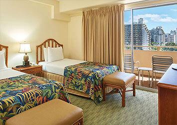 Ohana Waikiki Malia By Outrigger 3* Honolulu, United States