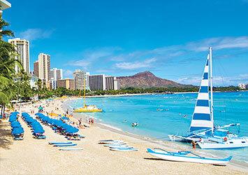 Outrigger Waikiki Beach Resort 4 star Honolulu, United States