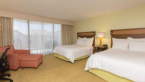 Waikiki Beach Marriott & Spa 4 star Honolulu, United States