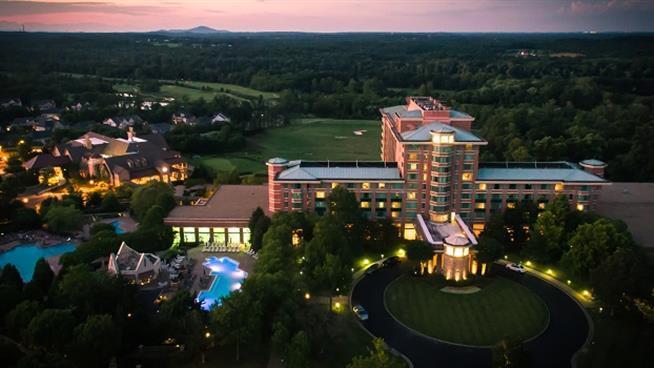 Lansdowne Resort And Spa 4 star Leesburg, United States
