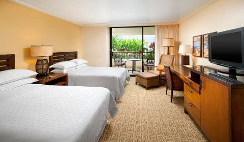 Sheraton Maui Resort And Spa Maui, United States