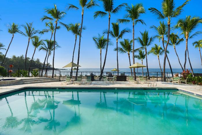 Aston Kona by the Sea, Kona, Hawaii