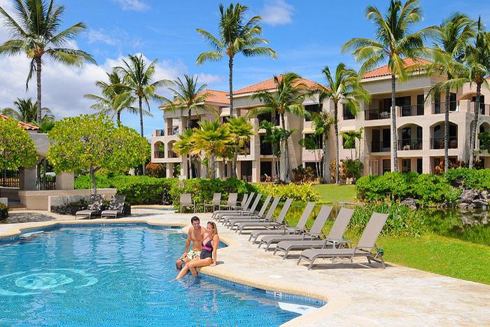 Aston Shores at Waikoloa, Hawaii pool