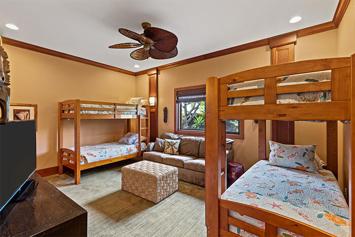 Hale Kolea Kai 5 Star - Kolea 14 kids room
