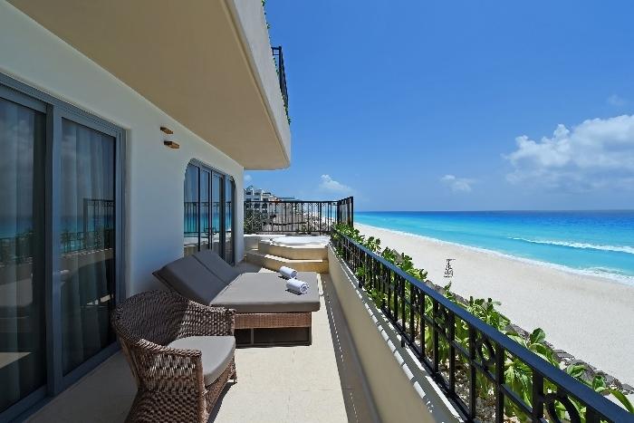 Fiesta Americana Condesa Cancun suite