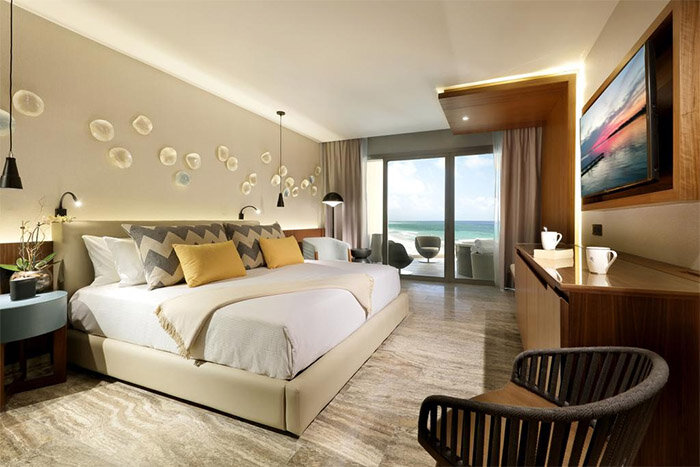 Grand Palladium Costa Mujeres Resort & Spa bedroom