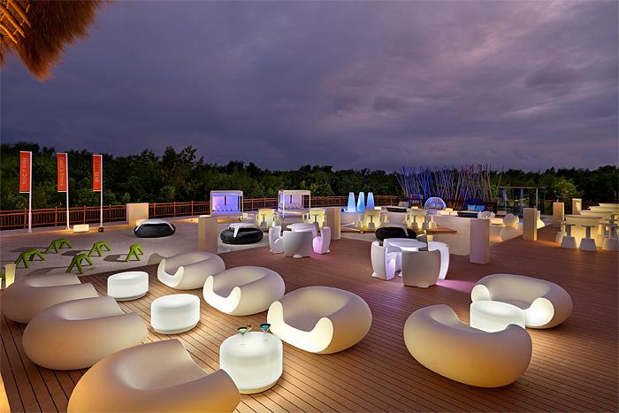 Paradisus Playa del Carmen La Esmeralda lounge