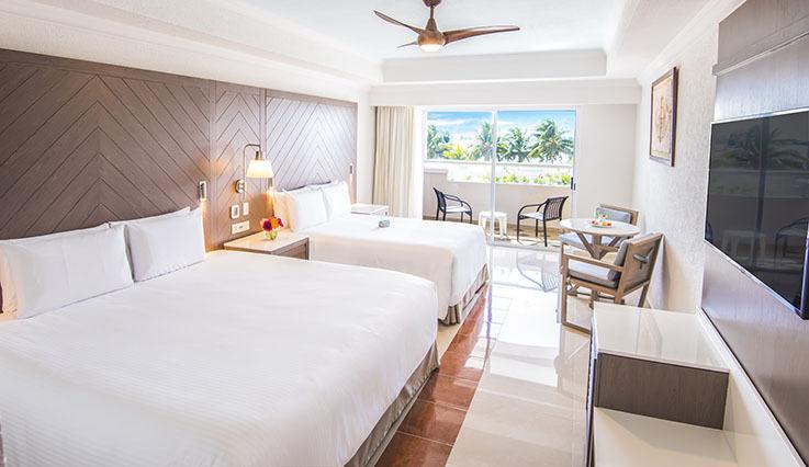 Panama Jack Resorts Cancun Cancun, Mexico bedroom