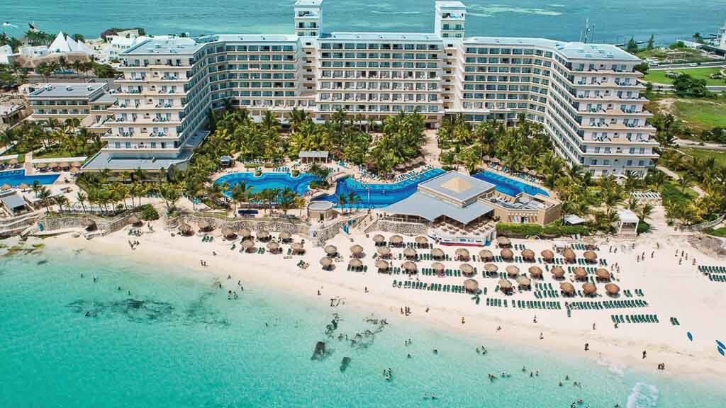 Riu Caribe Cancun, Mexico vacation