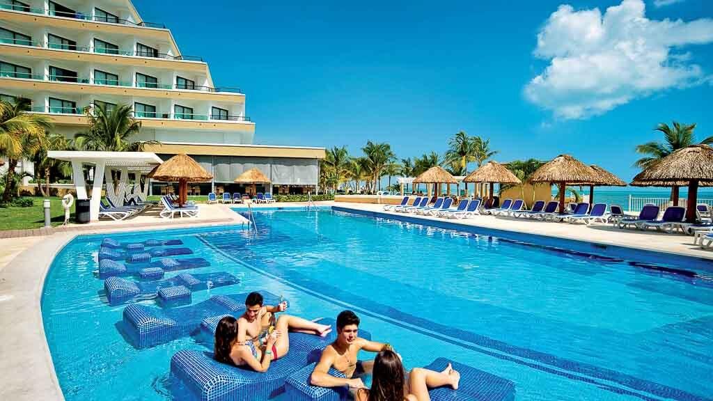 Riu Caribe Cancun, Mexico