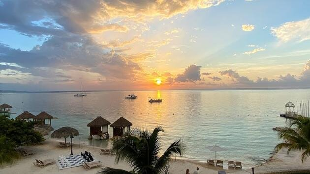 Jamaica Sunset