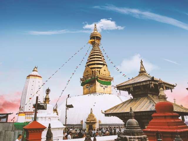 Sunday, April 26: Kathmandu