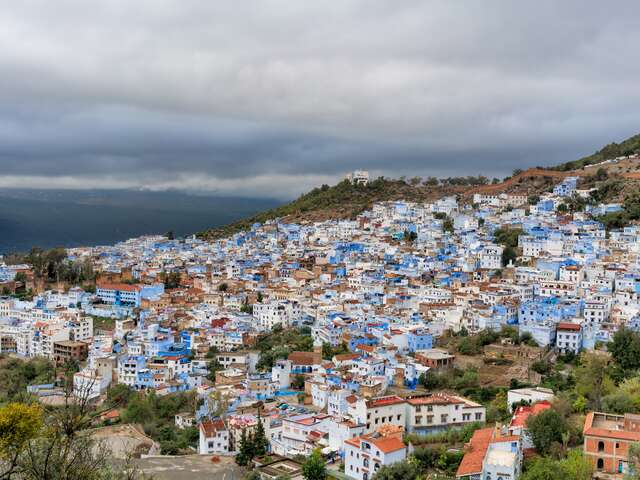 Sunday, March 29: Chefchaouen