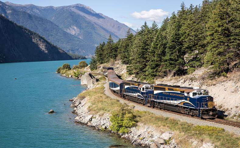 McPhail Travel Presents: Explore the Canadian Rockies by Rail with Rocky Mountaineer 2021