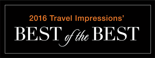 2016 Travel Impressions Best of the Best Agency