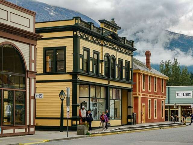 Tuesday, June 23: Port of Call: Skagway