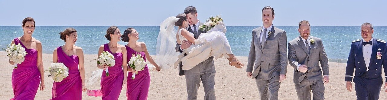 The best service for your Destination Wedding also comes with the lowest price!