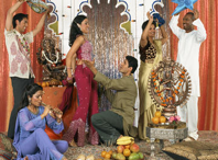 Take a Bollywood Studio Tour during when you travel India with our India specialist and local multi-lingual guides.