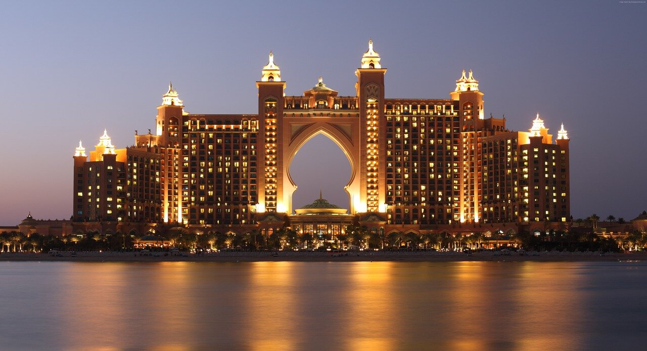 After experiencing India, you get to visit Dubai, one of the most exciting cities in the world.