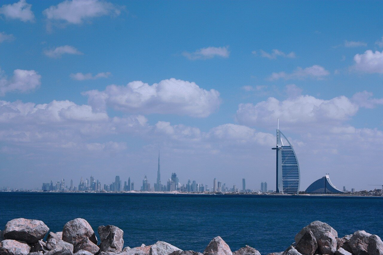 When else will you have the chance to spend a few days in Dubai? Our 2017 tour makes it easy!