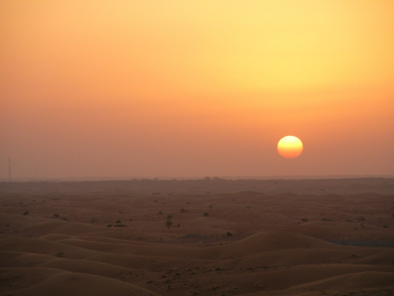 Feel like you're on another planet during our tour, which includes Dubai.