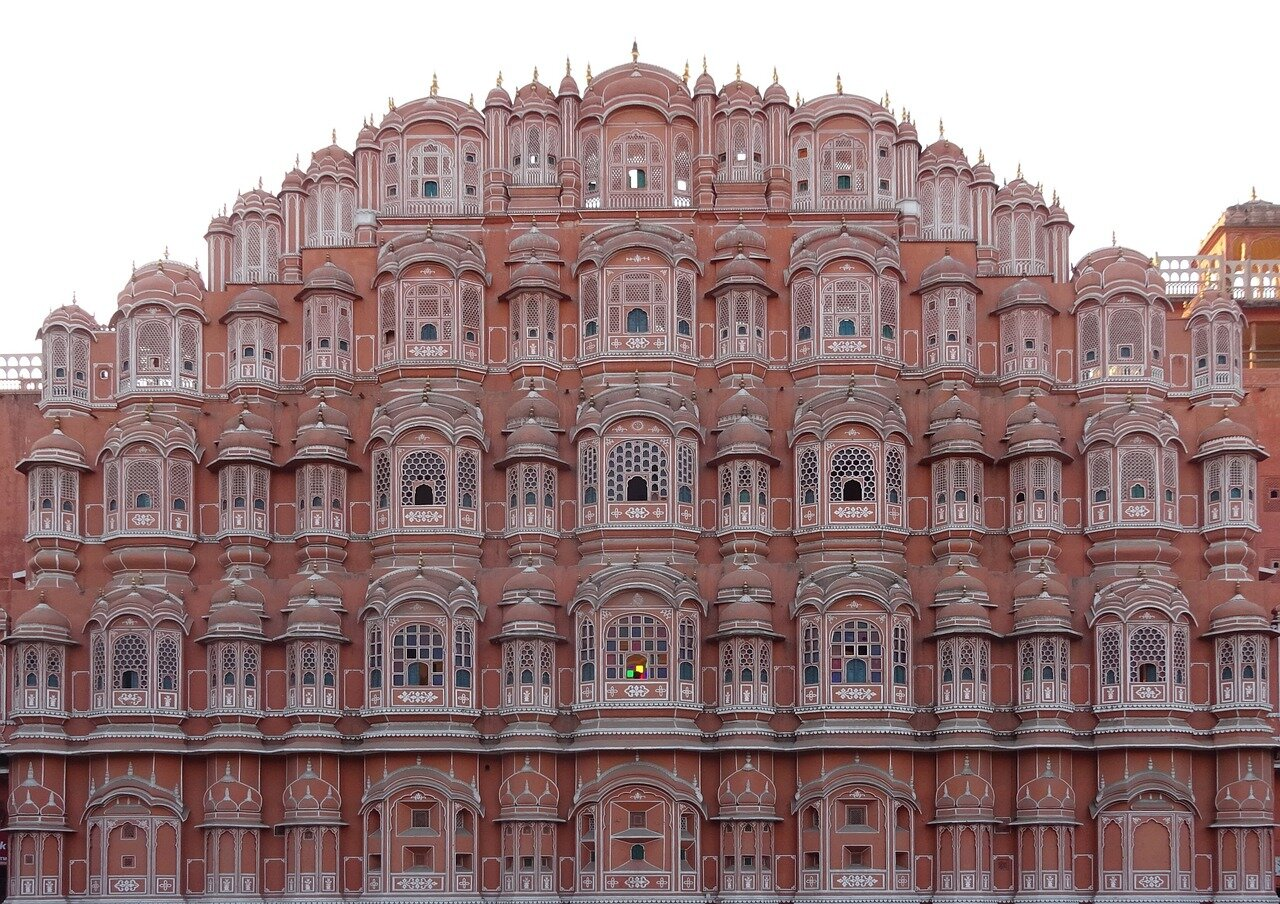 Hawa Mahal is one of the most breathtaking sites in Jaipur