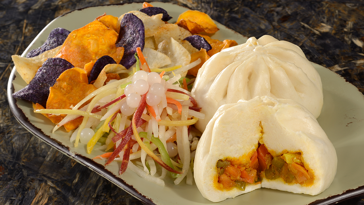 The food at Pandora - The World of Avatar is sure to tantalize any hungry traveller.