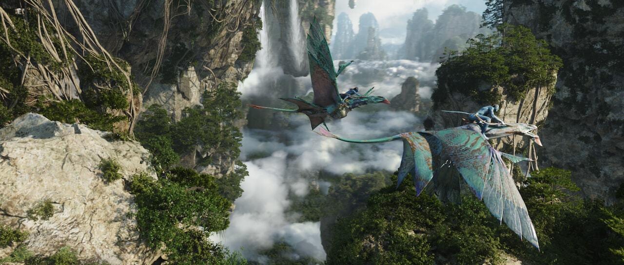 Take flight on an exhilarating adventure with Avatar: Flight of Passage at Pandora - The World of Avatar