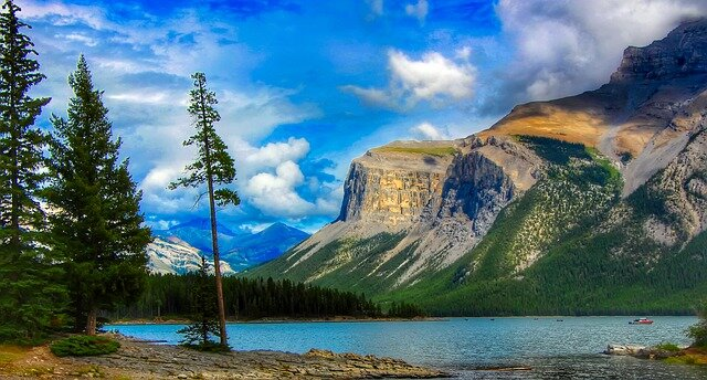 Banff is one of Canada's most picturesque spots.