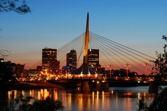 Enjoy your first day, exploring the wonderfully welcoming city of Winnipeg, with plenty of free time.