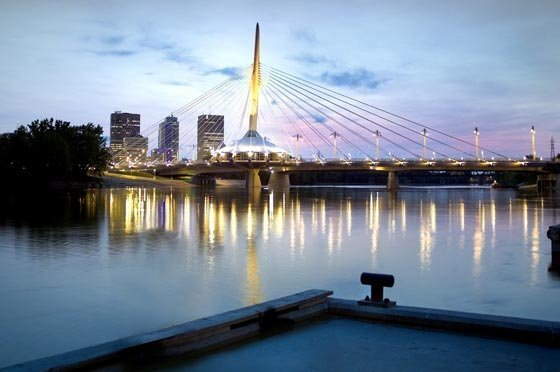 Say farewell to Winnipeg, as you board your plane back home, feeling refreshed and rejuvenated.