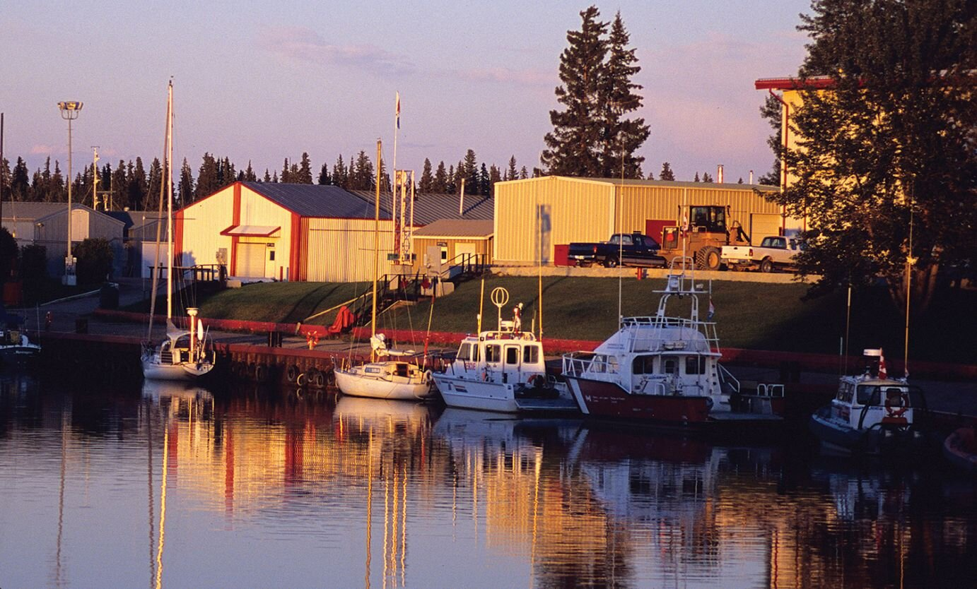 Get to know the natural beauty and the warmth of the people of Hay River.