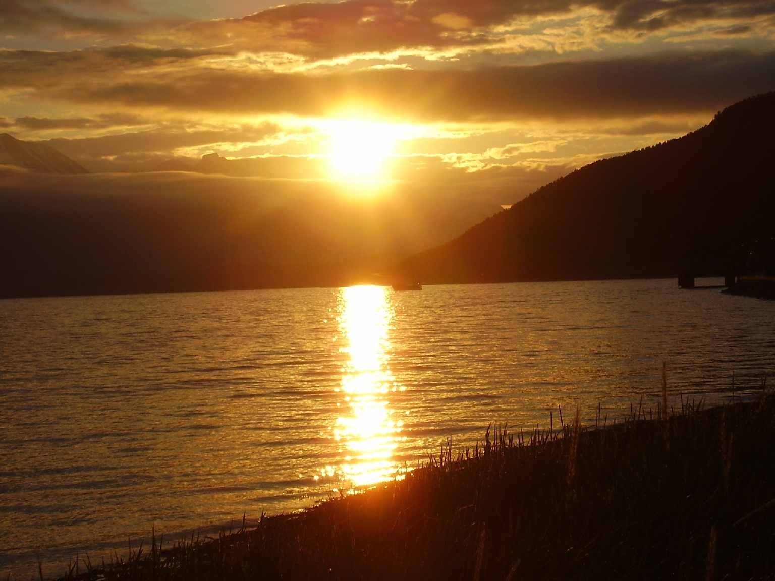 Experience the midnight sun during the longest day of the year.
