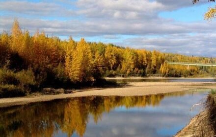 The picturesque region of Grande Prairie is the perfect place to begin to wrap up your northern adventure.