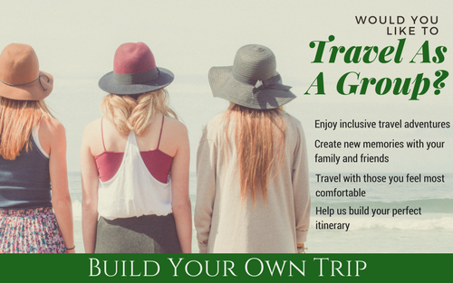 Your Total Advantage LGBT Travel Specialist will help you build your own group trip. Travel with the people you like, creating new memories at inclusive, welcoming destinations.