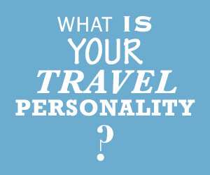 What is Your Travel Personality