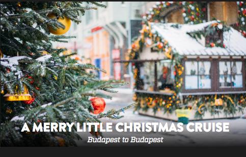 A Merry Little Christmas Cruise on U by Uniworld