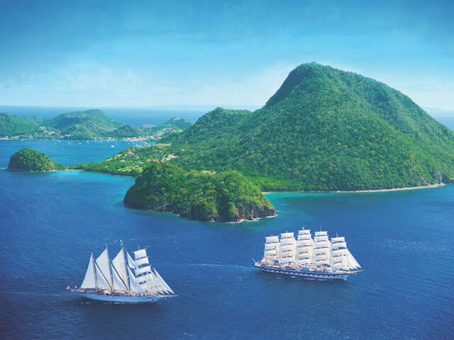 Experience the Magic of A Sailing Ship Cruise - Book This Month for Upgrades and Perks on Star Clippers