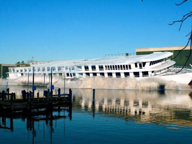 How This New American River Cruise Ship May Surprise You