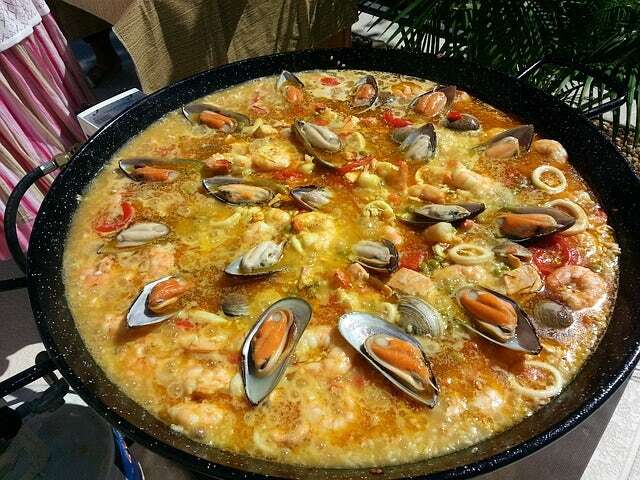 Paella Cooking Class And Marbella Shopping Tour