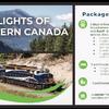 Highlights of Western Canada by Rail