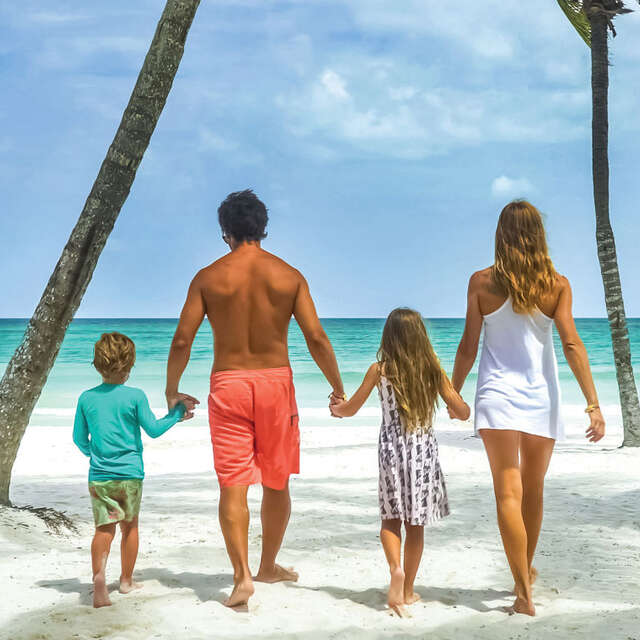 Receive up to $500 in resort coupons at select Barceló Hotel Group hotels in Mexico and the Caribbean.