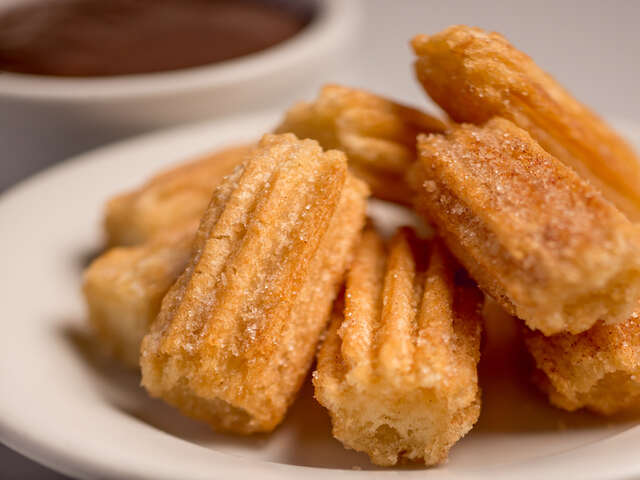 Disney Parks Churro Bites Recipe