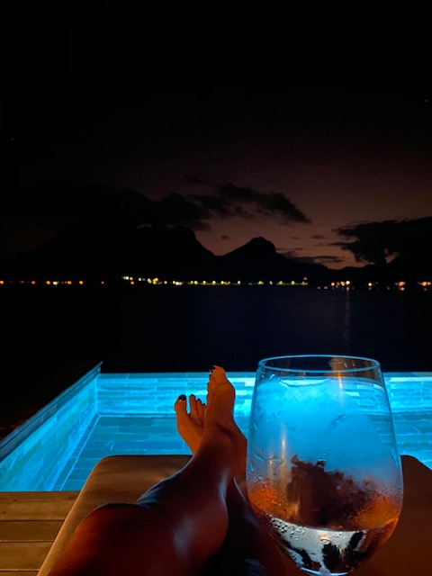 Birthday celebration in Bora Bora during pandemic is AMAZING!