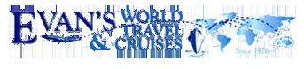Evan's World Travel & Cruises